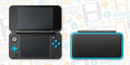New Nintendo 2ds Xl Azul Turquesa Con Mario Kart 7
