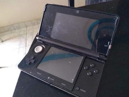 Nintendo 3ds Con 4 Juegos