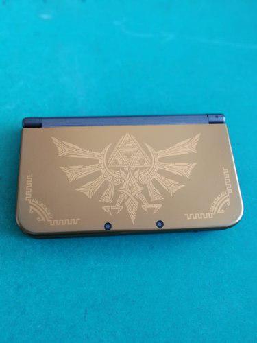 Nintendo 3ds Edición Especial Zelda