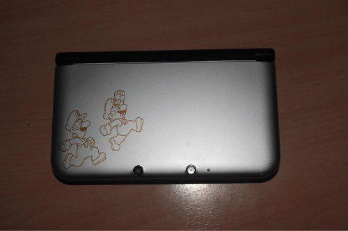 Nintendo 3ds Xl Edición Especial: Mario And Luigi Dream