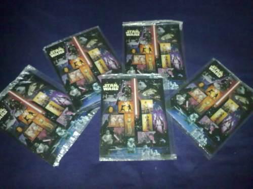 Planilla De Timbres Conmemorativos Star Wars