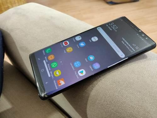 Remato Galaxy Note 8 64gb Libre 4g Lte Spen Ligero Detalle