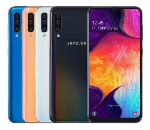 Samsung Galaxy A50 128 Gb 6 Gb Ram Dual Sim Nuevo Sellado