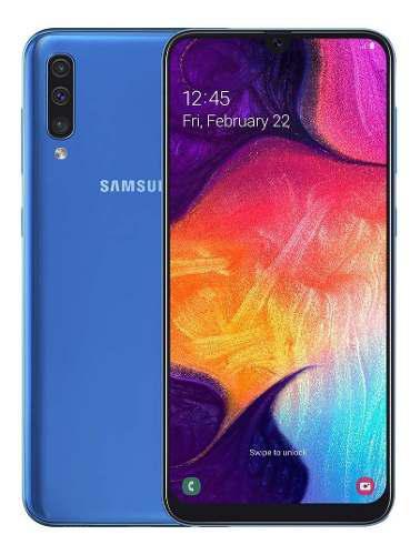 Samsung Galaxy A50 64gb+4ram Dualsim Nuevo 6.4pg Msi