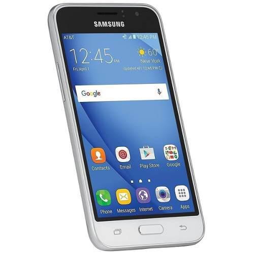 Samsung Galaxy J1 Sm J120a 8 Gb Blanco Gsm Desbloqueado