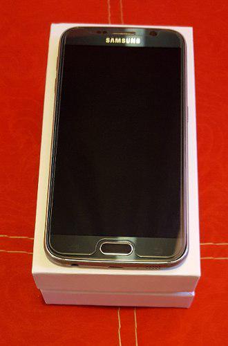 Samsung Galaxy S6 128gb Nuevo Desbloqueado