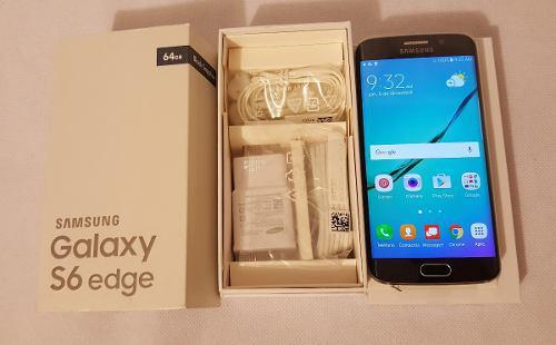 Samsung Galaxy S6 Edge 64 Gb Nuevo Desbloqueado