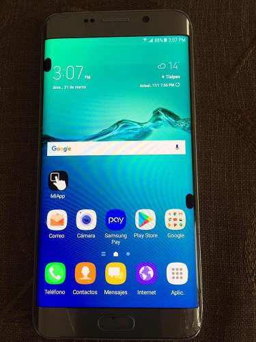 Samsung Galaxy S6 Edge Plus Dorado Se-g928g Libre Detalle