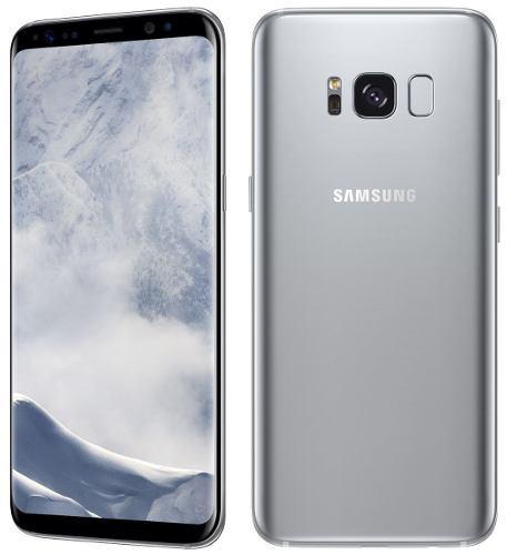 Samsung Galaxy S8 G950f Plata 64gb 12mp Fábrica