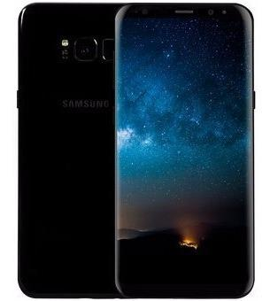 Samsung Galaxy S8 Plus 64gb Color Negro Mate