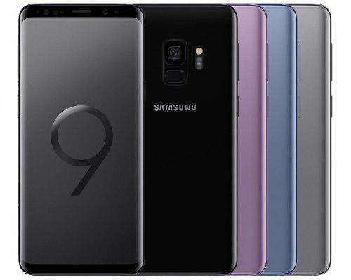 Samsung Galaxy S9 G960 Dual Sim Caja Sellada Liberados