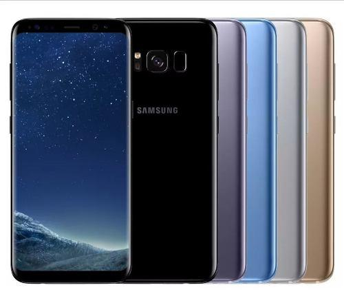 Samsung S8 + 64gb 4gb Ram Nuevo Sellado Liberado P