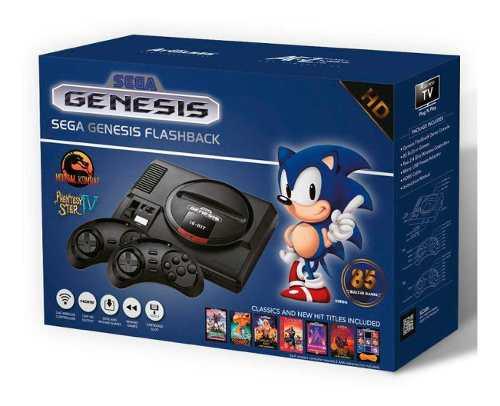 Sega Génesis Flashback 85 Juegos