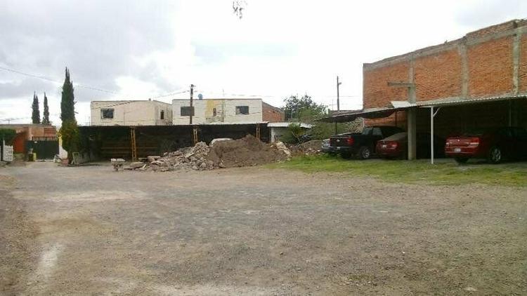TERRENO EN VENTA EN SAN JUAN DEL RIO QUERETARO /