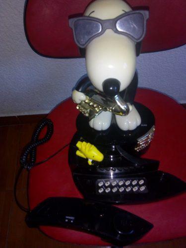 Telefono De Snoopy Edicion Especial 50 Aniversario