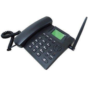 Telefono Fijo Rural Para Internet Con Wifi 3g Unefon + Chip