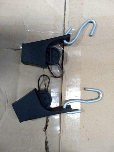 Tensor Para Cable Con Gancho De Acero 50 Piezas