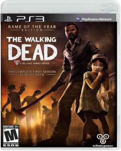 The Walking Dead Goty Edition Ps3 Nuevo Y Sellado Juego