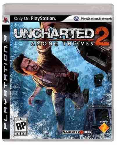 Uncharted 2 Among Thieves Ps3 Nuevo Sellado Juego Videojuego