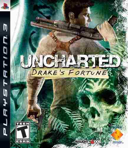 Uncharted Drake´s Fortune Ps3