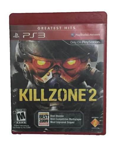 Video Juego Seminuevo Killzone 2 Para Ps3