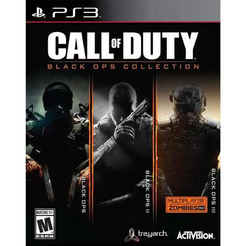 Videojuego Call Of Duty: Black Ops Collection Para Ps3