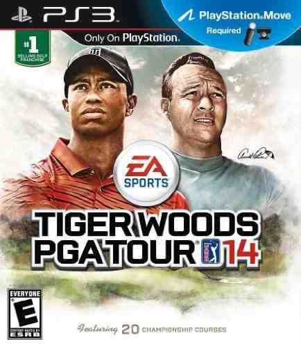 Videojuego Tiger Woods Pga Tour 14 - Playstation 3