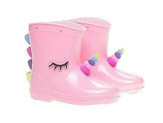 botas lluvia unicornio