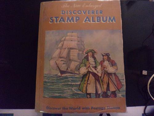 lbum Mundial Edic.1961 Mas 8800 Timbres Postales Exc.