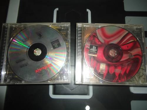 Beyblade Y Twisted Metal 2 Para Ps1