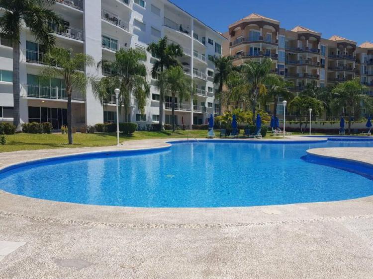 Condominio en venta de 3 recamaras Marina Puesta Del Sol en