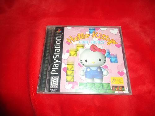 Hello Kitty Cube Frenzy Para Ps1