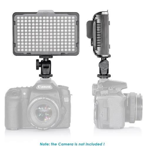 Lampara De 176 Leds Para Camara Dslr Y Videocamara