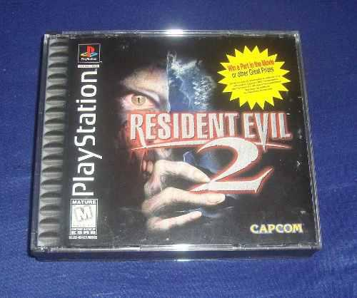 Resident Evil 2 Para Ps1 Solo Disco 1 Y Caja