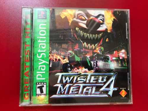 Twisted Metal Small Brawl Ps1