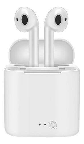 Audífonos Bluetooth Tipo AirPods Con Estuche I7s