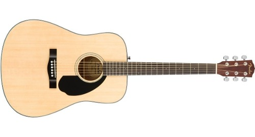 Fender  Cd-60s Guitarra Acústica Dreadnought