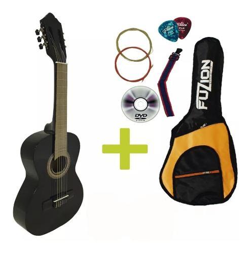 Guitarra Infantil Mod.gab Paquete Completo Con Funda
