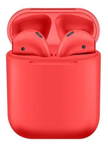 Mini Audífonos Touch I12 Tws Bluetooth Llamadas Y Música