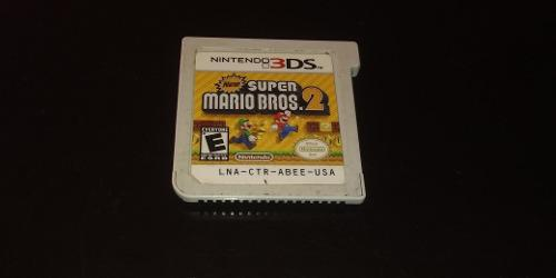 New Super Mario Bros 2 Para Nintendo 3ds, 2ds