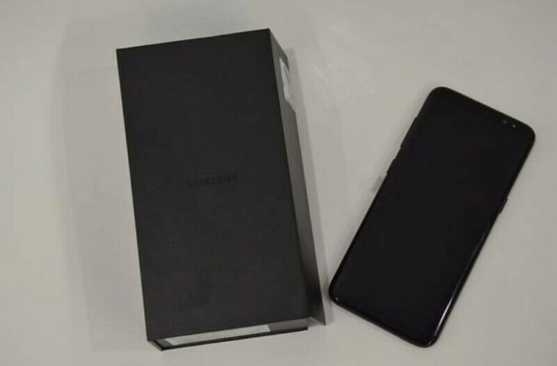 Samsung Galaxy S8 (Nuevo)