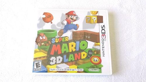Super Mario 3d Land Primera Edicion 2011 Juego Para 3ds
