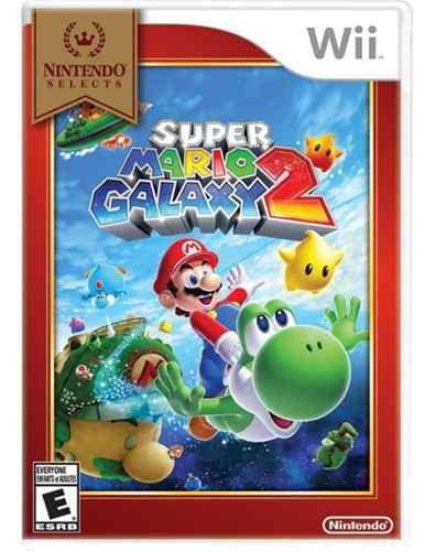 Super Mario Galaxy 2::.. Para Nintendo Wii Game Center