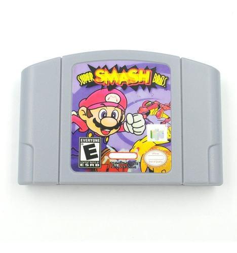 Super Smash Bras N64 Repro