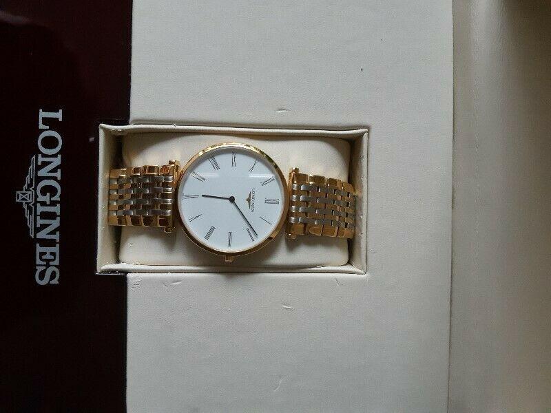 Vendo Reloj Longines Caballero