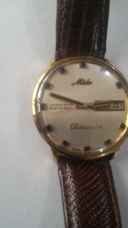 Vendo reloj MIDO COMMANDER