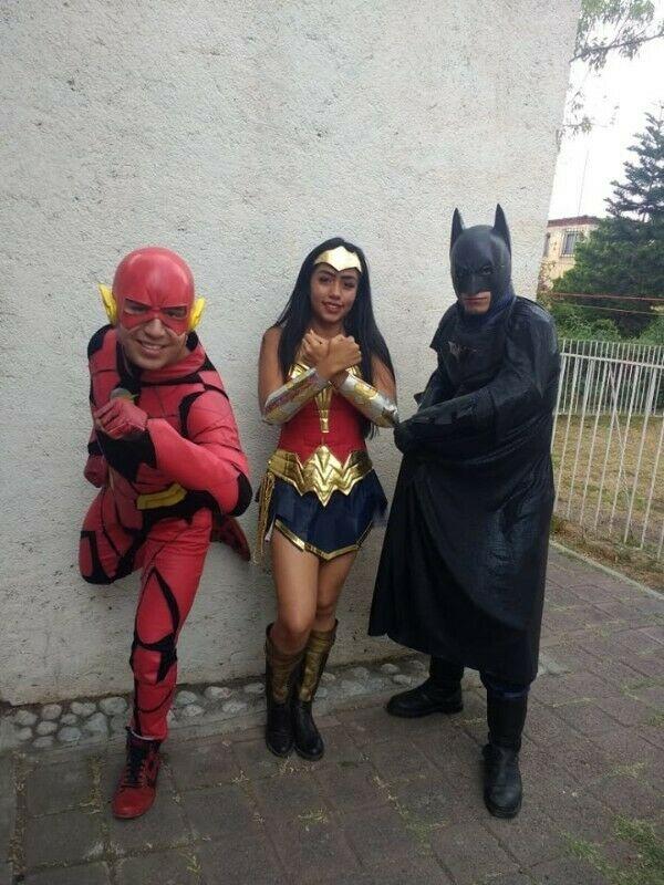 show infantil de batman,la liga de la justicia,batman y