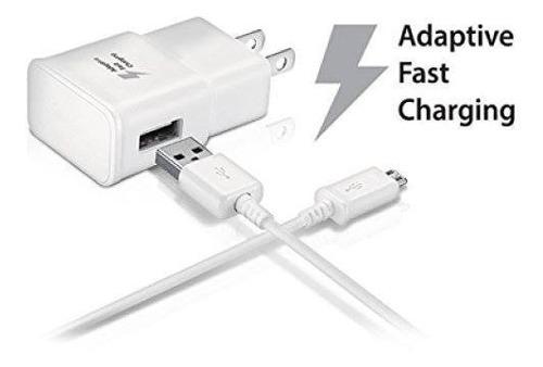 Cable & Cargador Carga Rapida Samsung Original