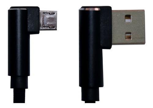 Cable Cargador Datos Resistente Para Android. Micro Usb