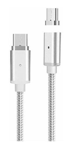 Cable De Carga Usb Tipo C Magnético - T619